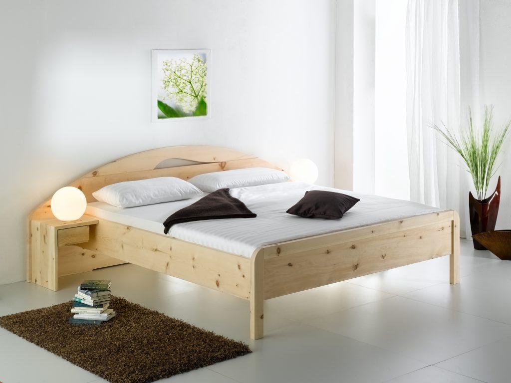 Zirbenbett Siena von Betten Impulse in Bad Aibling