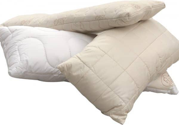 Bettwäsche, Kissen, Decken, Unterbetten