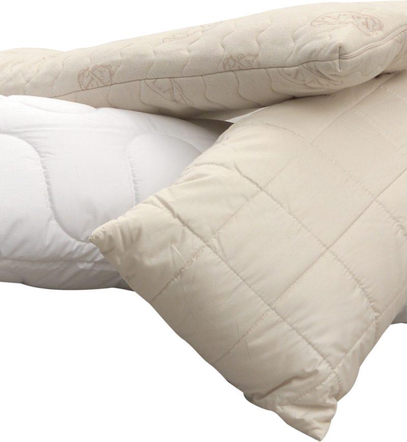 Kategorie-Bild mit drei Kissen für die Produktkategorie Kissen - Betten Impulse in Bad Aibling