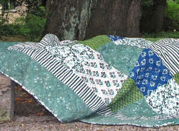 Masaso Tages- und Wohndecken bunt und handgemacht