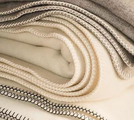 Schurwolldecken von Wollzeit