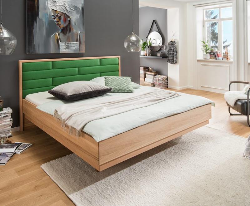 Massivholzbett Aura II Buche - Massivholzbetten günstig bei Betten Impulse Bad Aibling